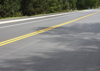 Road and Highway Striping, Airport Runway Striping, Parking Lot Striping